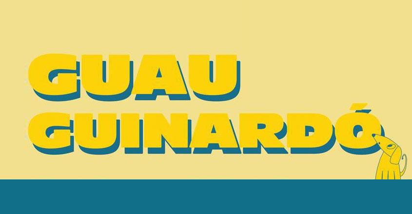 Guau Guinardó cartell